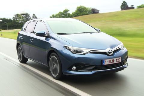 Rij-impressie - Toyota Auris 1.2T