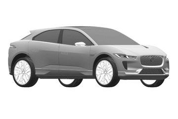 Facelift Jaguar i-Pace opgedoken