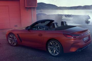 Weer gelekt: BMW Z4