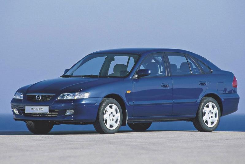 Facelift Friday Mazda 626