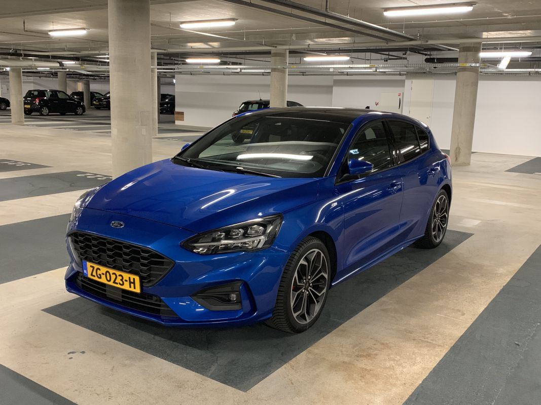Ford Focus 15 Ecoboost 182pk St Line Business 2019 Review