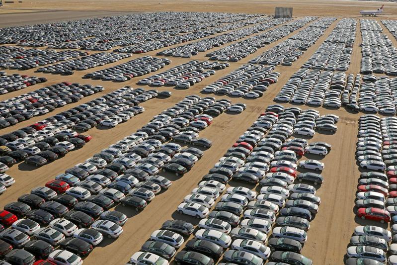 Volkswagen diesel overschot sjoemeldiesel Victorville