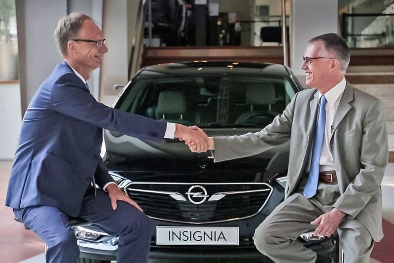Opel maakt officieel deel uit van PSA