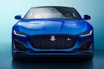 Facelift Friday: Jaguar F-type
