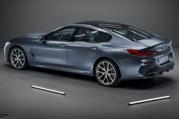 Gelekt: BMW 8-serie Gran Coupé