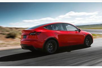 Nieuwe prijslijst voor Tesla Model Y