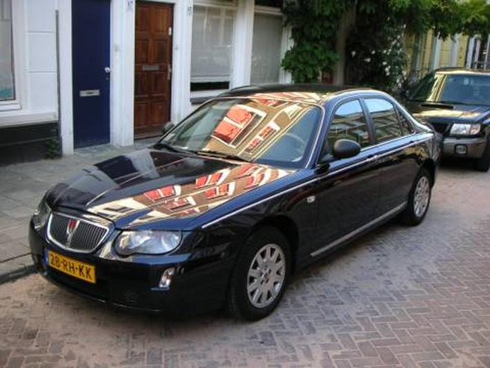 Rover 75 2.0 CDT Business Edition (2005)