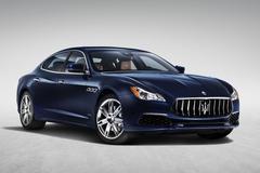 Maserati herziet Quattroporte