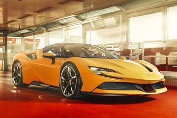 Ferrari haalt aardig bedrag op voor ziektezorg