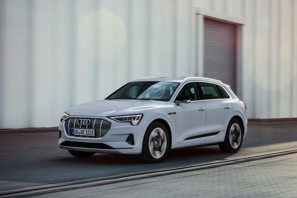 Audi speelt met E-tron in op aflopend bijtellingsvoordeel