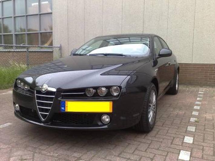 Alfa Romeo 159 1.9 JTDm 8v Business Pro (2008)