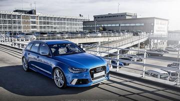 Audi RS6 Avant 4.0 TFSI quattro Pro Line + (2014)