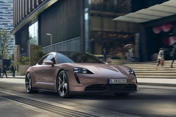 Nieuwe instapversie Porsche Taycan op komst