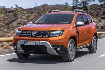 Gefacelifte Dacia Duster op de prijslijst