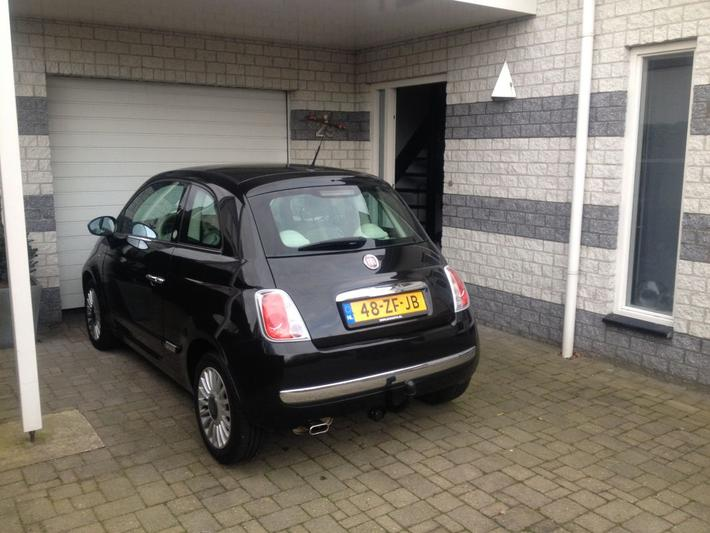 Fiat 500 1.4 16v Sport (2008)