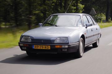 Citroën CX 25 GTi Turbo 2 (1987) - Klokje Rond Klassiek