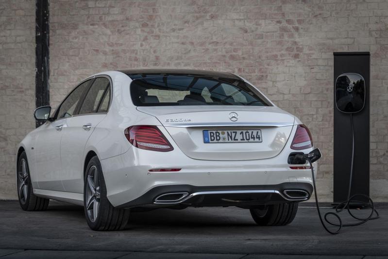 Mercedes-Benz C300de, E300e, E300de en S560e