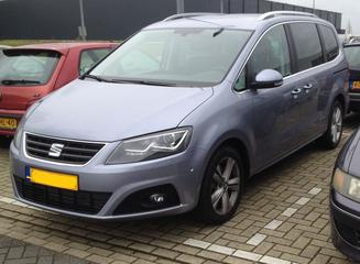 Seat Alhambra 2.0 TSI Style Connect (2015)