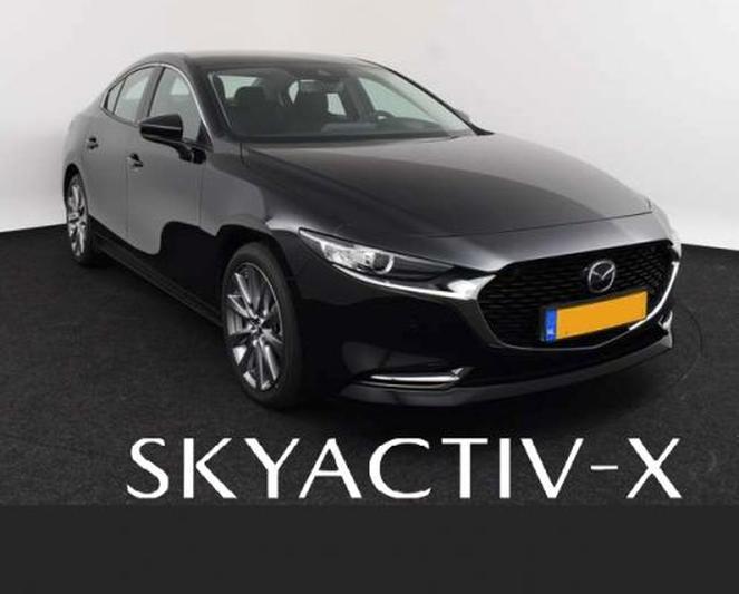 Mazda 3 Sedan SkyActiv-X 2.0 180 Comfort (2020)