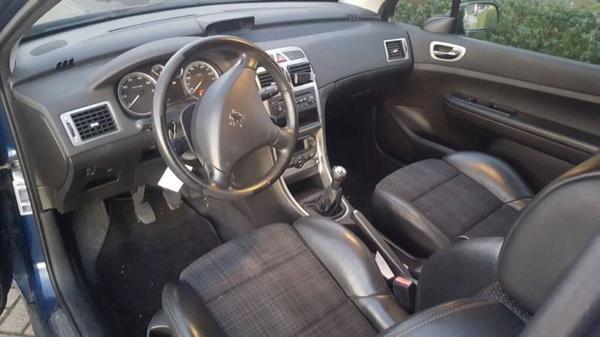 Peugeot 307 XSI 2.0 16V 2003