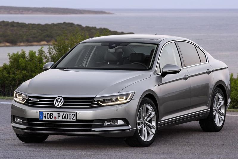 Volkswagen Passat 1.6 TDI 120pk Comfortline (2015)