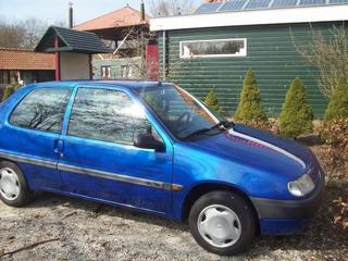 Citroën Saxo 1.1i X (1997)