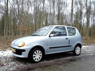 Fiat Seicento 1100 i.e. Hobby (2000)