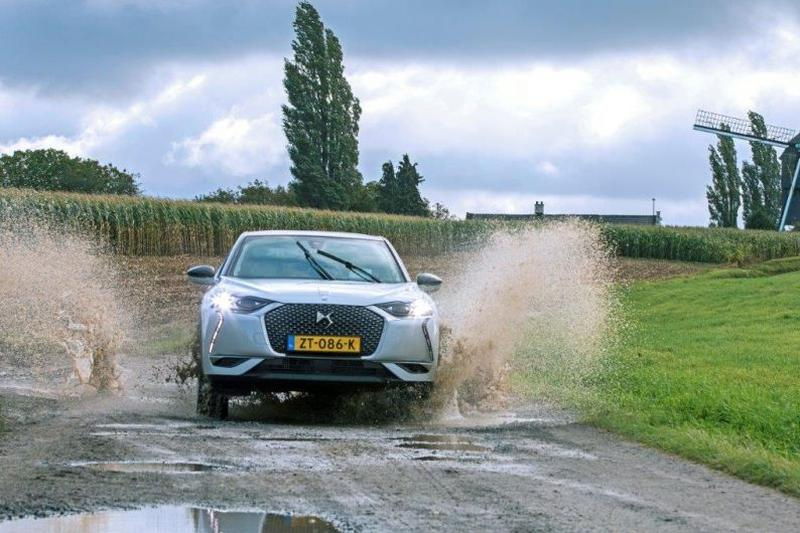 Vlaanderen DS3 Crossback Persprijs Lucas Verbeke