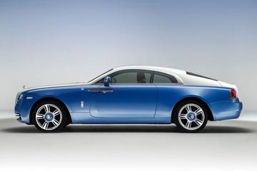 Rolls Royce Wraith wil luxe jacht zijn