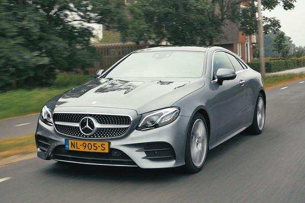 Mercedes-Benz E 200 nu ook als 4Matic