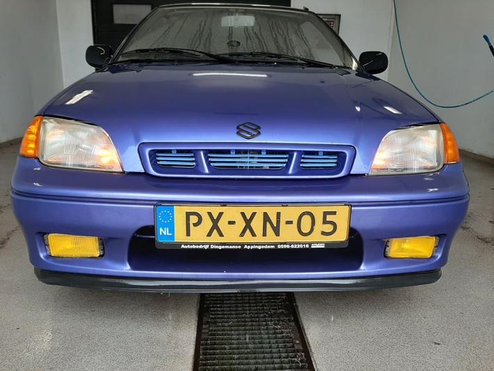Suzuki Swift 1.3 GS (1997)