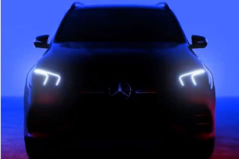 Mercedes-Benz GLE-klasse seint vast
