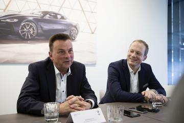 Peter Quintus, Sales & Marketing Manager BMW M