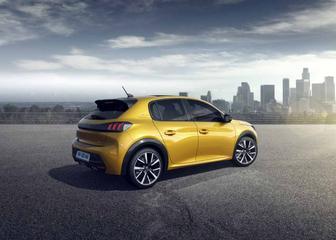 Dít is de nieuwe Peugeot 208!