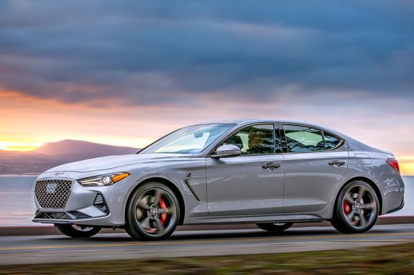 Genesis, Hyundai én Kia topscorers in J.D. Power-kwaliteitsonderzoek