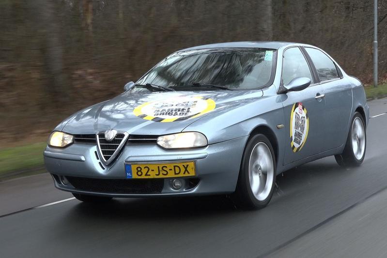 Barrelbrigade Klokje Rond - Alfa Romeo 156 1.8 Twin Spark – 2002 – 351.680 km