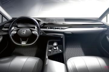 Honda toont dashboard van de nabije toekomst