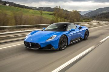 Test: Maserati MC20