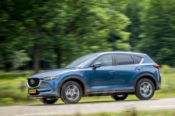 Mazda schrapt topdiesel CX-5