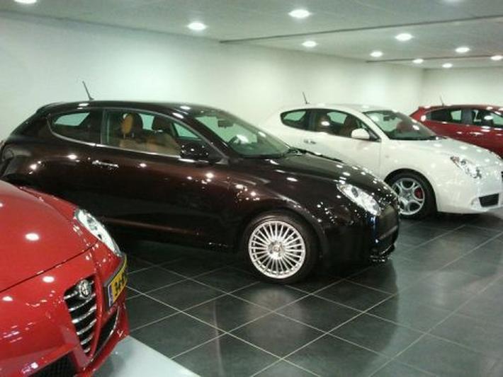 Alfa Romeo MiTo 1.3 JTDm Eco Distinctive (2011)