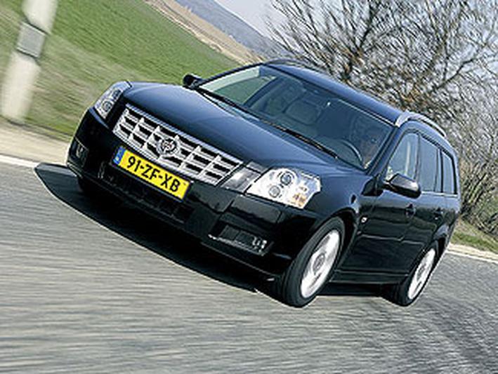Cadillac BLS Wagon 2.0T 175pk Elegance (2008)