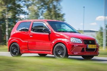Suzuki Ignis Sport ZR2 - Blits Bezit