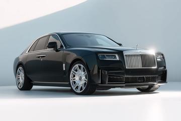 Rolls-Royce Ghost volgens Novitec