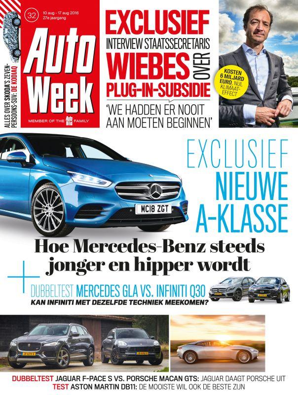 AutoWeek 32 2016