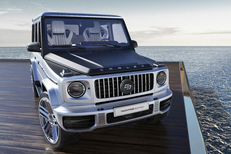 Mercedes-Benz G-klasse Carlex Design Europe
