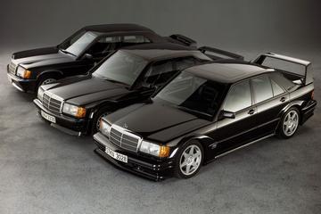 Feest: De Mercedes-Benz 190 Evo 2 is 30 geworden
