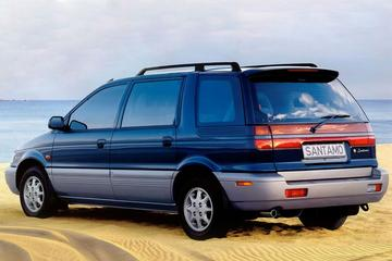De Tweeling: Mitsubishi Space Wagon - Hyundai