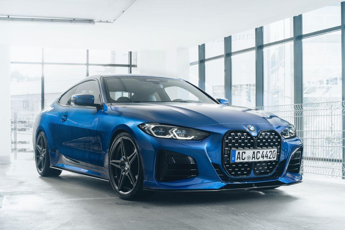BMW 4-serie Coupé krijgt meer vermogen