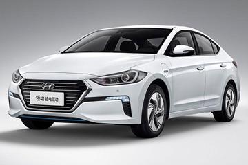 Hyundai Elantra nu ook als plug-in hybride
