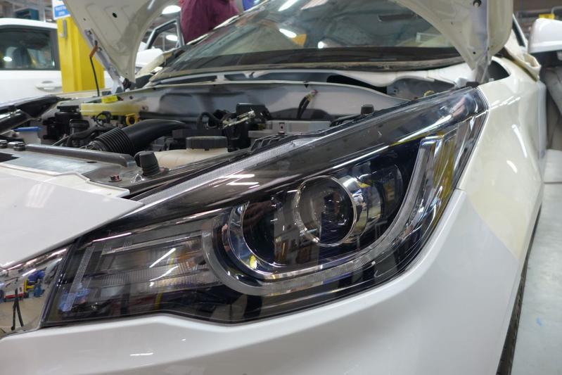 MG3 racer